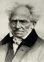 Arthur Schopenhauer, philosophe Allemand du XIX eme siècle