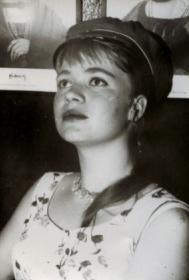 Eva Joly, miss Norvège 1962