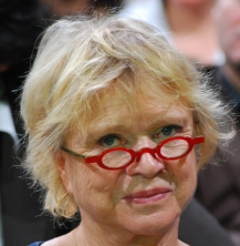 Eva Joly candidate EELV