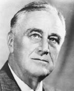 Franklin Delano Roosevelt, United States of America, président Etats Unis