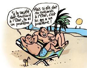Campagne contre les paradis fiscaux, pour le G20 Cannes Novembre 2011