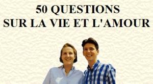 50 questions sur l'amour et sur la vie, ADCC, Communauté de l'Emmanuel