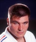 David Douillet, ex judoka champion du monde, aujourd'hui Ministre des Sports