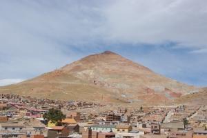 Mines d'argent de Potosi, Bolivie : Cerro Rico