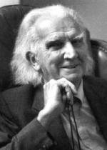 Kenneth Boulding, économiste et philosophe interdisciplinaire Américain