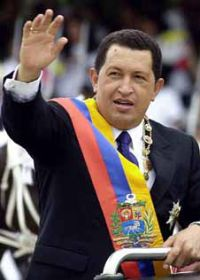 Hugo Chavez, Venezuela, révolution bolivarienne