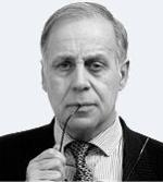 Jean Ziegler, homme politique, sociologue, écrivain et polémiste suisse