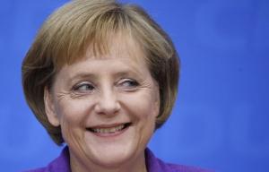 Angela Merkel peut être contente, la crise dope les indicateurs économiques Allemands