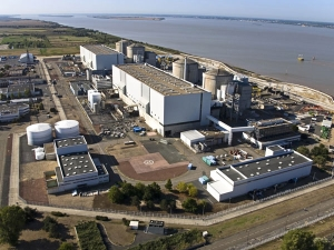 Centrale nucléaire du Blayet Gironde