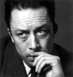 Albert Camus, auteur de La Peste