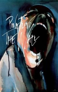 Affiche du film The Wall réalisé par Alan Parker (Pink Floyd)
