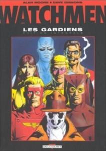 Watchmen intégrale, de Dave Gibbons et Alan Moore, Editions Delcourt