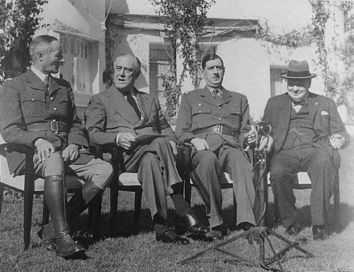 Conférence de Casablanca