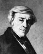 Jules Michelet, historien Français