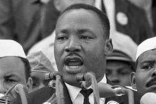 "Discours de Martin Luther King ""I have a dream"""