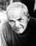 Milan Kundera, auteur de l'Insoutenable légèreté de l'être