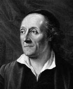 Johann Kaspar Lavater, théologien et écrivain Suisse