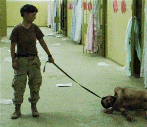 Abou Ghraib Armée Américaine