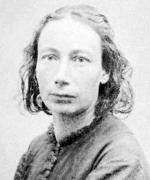 Louise Michel, militante anarchiste et l'une des figures majeures de la Commune de Paris.