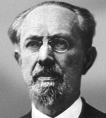 Werner Sombart, écvonomiste et sociologue Allemand