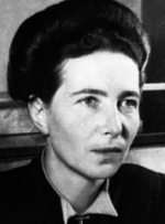 Simone-Lucie-Ernestine-Marie Bertrand de Beauvoir