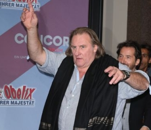 Gérard Depardieu quitte la France pour la Belgique, évasion fiscale