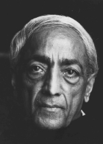 Jiddu Krishnamurti philosophe d'origine indienne promoteur d'une éducation alternative