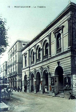 Theatre de Mostaganem