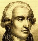 Marquis Nicolas de Condorcet