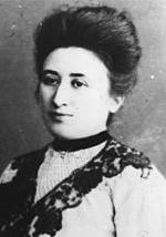 Rosa Luxemburg militante socialiste