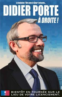 Didier Porte passe à Droite