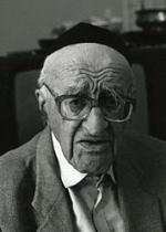 Yeshayahu Leibowitz, philosophe et moraliste Israélien
