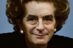 Francois Fillon épouse les idées conservatrices de Margaret Thatcher