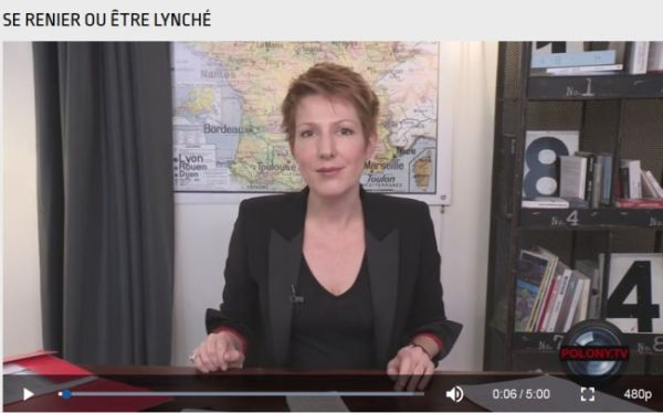 Natacha Polony explique pourquoi Jean-Luc Mélenchon n'appelle pas à voter contre le Front National