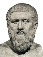 Platon, philosophe Grec antique