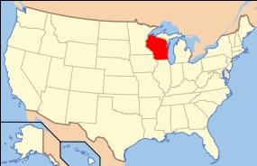 C'est où le Wisconsin ?