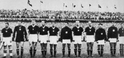 Equipe de Hongrie 1954 (sport-vintage.com)
