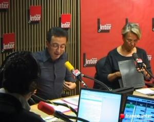 Gérald Dahan face à Michèle Alliot-Marie