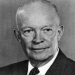 Dwight David Eisenhower, 33 ième président des Etats Unis d'Amérique