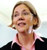 Elizabeth Warren, professeur de Droit, figure de la gauche Américaine