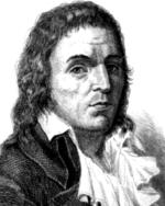 Gracchus Babeuf, de son vrai nom François Noël Babeuf, révolutionnaire Français