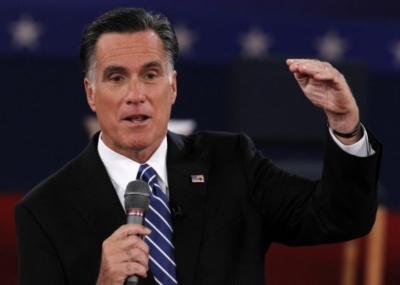 Mitt Romney candidat 2012