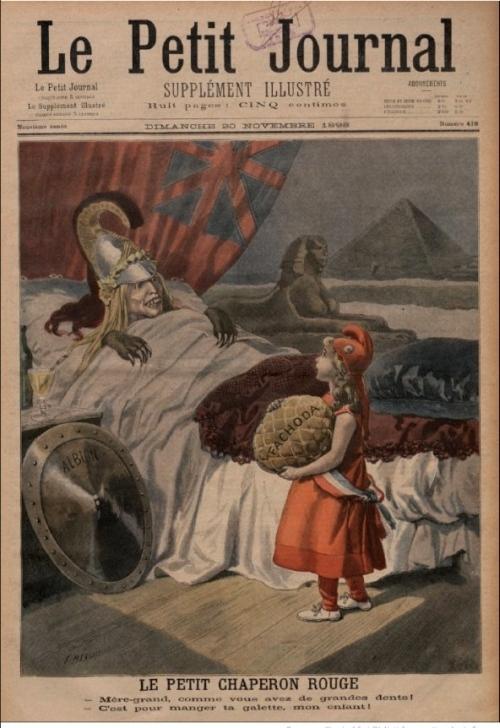 Incident de Fachoda le Petit Journal, Jean-Baptiste Marchand, Lord Kitchener