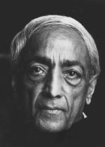 Jiddu Krishnamurti philosophe d'origine indienne promoteur d'une éducation alternative